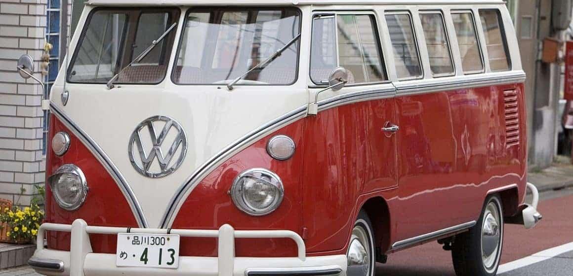 70. urodziny pierwszego vana w historii! To jeżdżąca historia