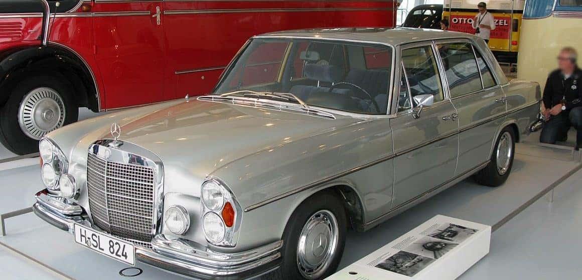 Mercedes 300 – najpopularniejszy klasyk lat 60?