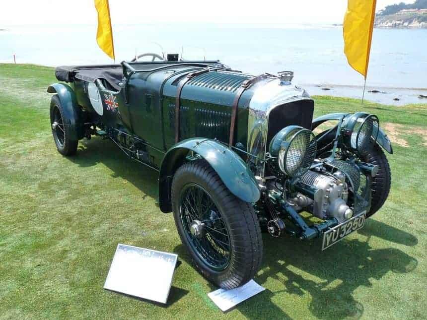 Bentley wskrzesi auto z lat 20. Zapowiada się prawdziwy hit!