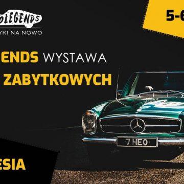 Zabytkowe pojazdy zjadą się na Śląsk! Nadchodzi Motolegends