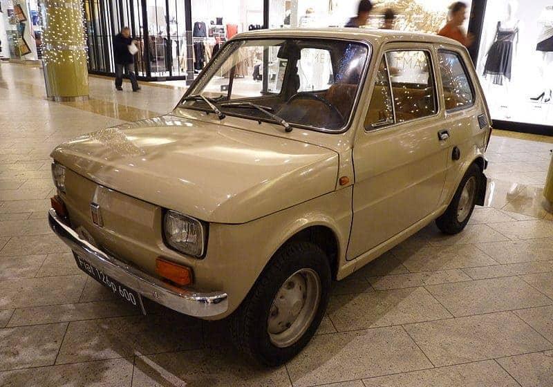 20. rocznica zakończenia produkcji Fiata 126p. Ile obecnie kosztuje Maluch?