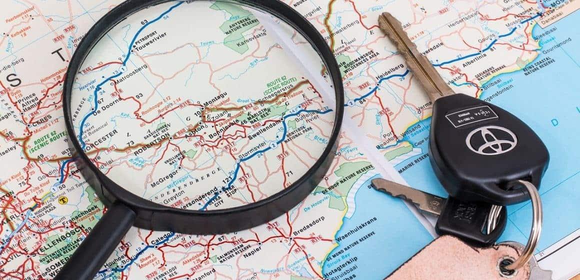 Ustalenie trasy – czy bezgranicznie ufać nawigacji?