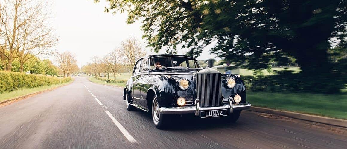 Zabytkowe Rolls-Royce'y z napędem elektrycznym? To możliwe!