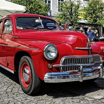 Muzeum Okręgowe w Suwałkach poszukuje zabytkowego samochodu do filmu o historii miasta