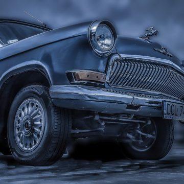 Oldtimer z lat 50. – najciekawsze oferty dostępne w sieci