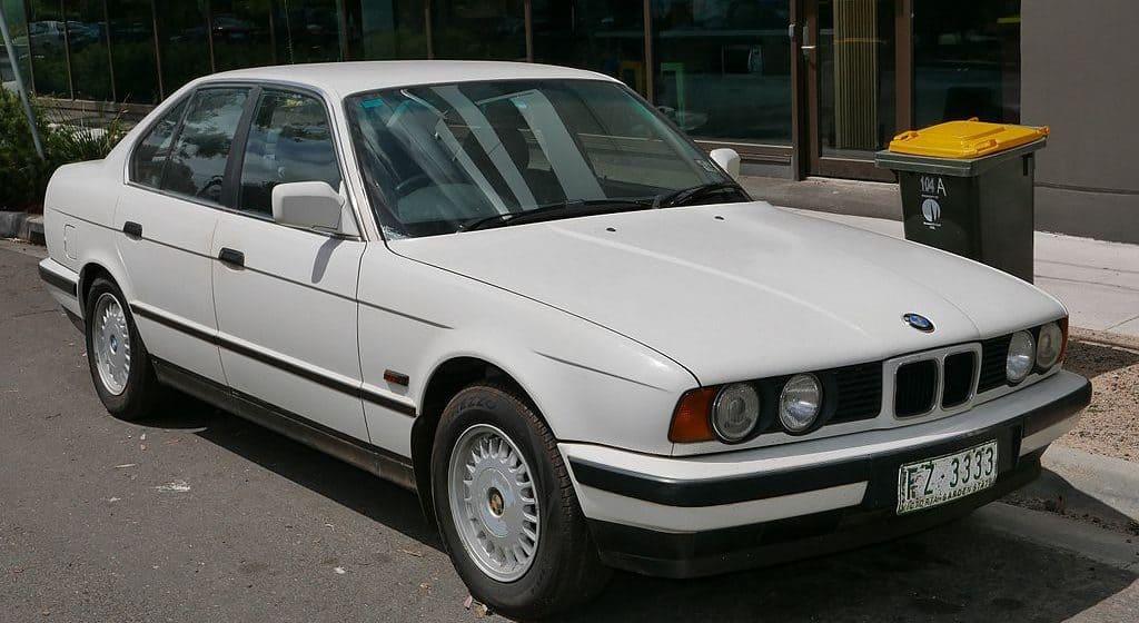 BMW E34 wypożyczysz na minuty! W jaki sposób?