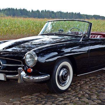 Największe fankluby Mercedesa w Polsce