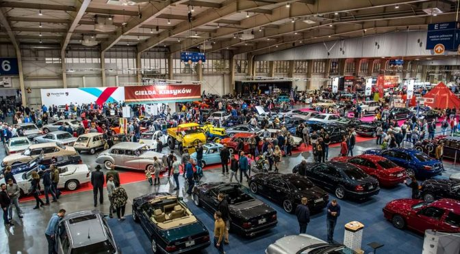 Retro Motor Show przełożone na przyszły rok