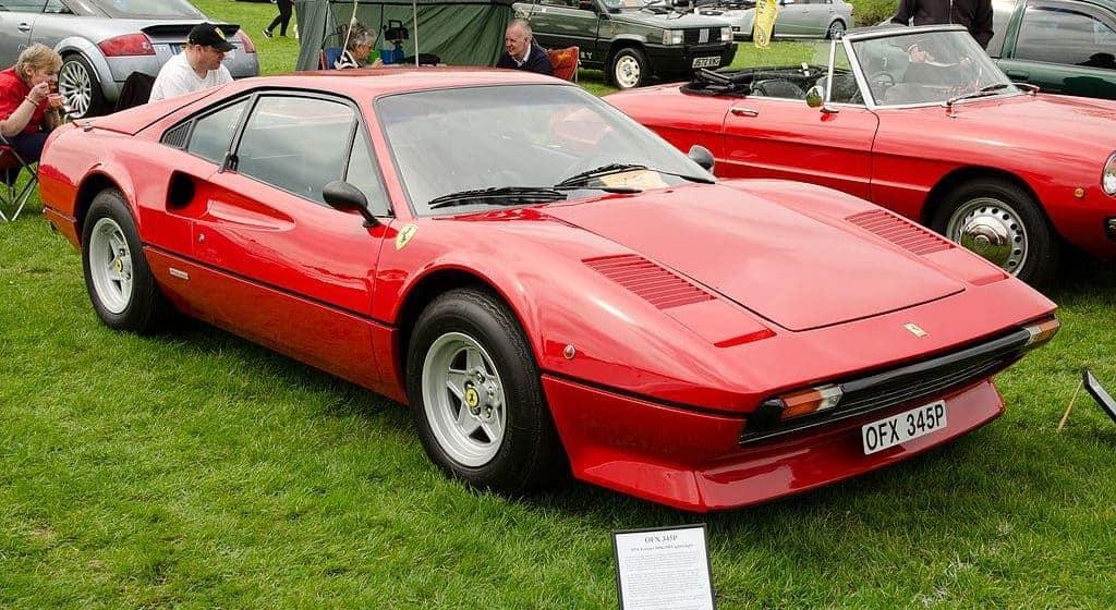 Elektryczne Ferrari 308 GTS. Czy to przesada?