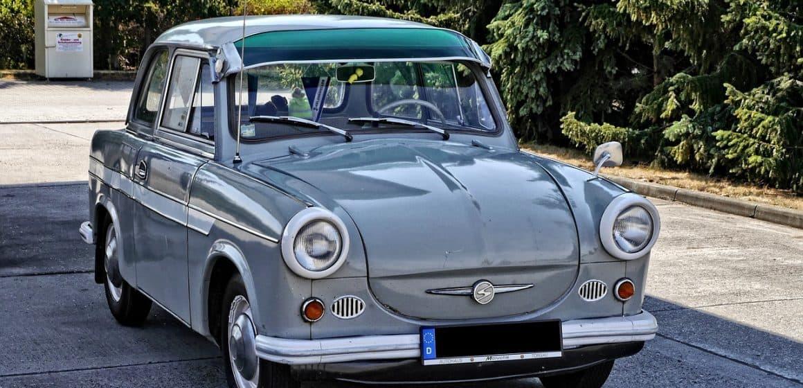 Najciekawsze produkcje motoryzacji niemieckiej z lat 50