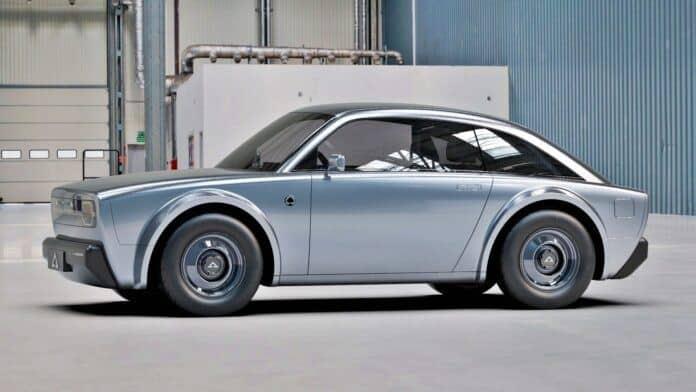 Alpha Ace Coupe – pełnoprawny elektryk w ciele klasyka