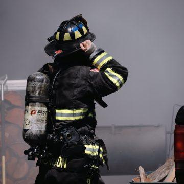 Alpejskie muzeum motoryzacji strawił ogień