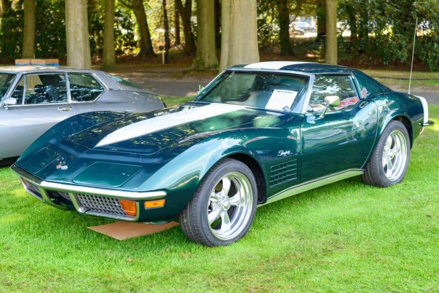 Corvette C3 – ile kosztują zadbane modele?