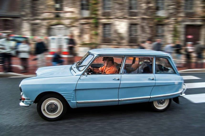Amicale Citroën Pologne oficjalnie odbędzie się w czerwcu. Na miłośników czeka zlot i parada klasyków