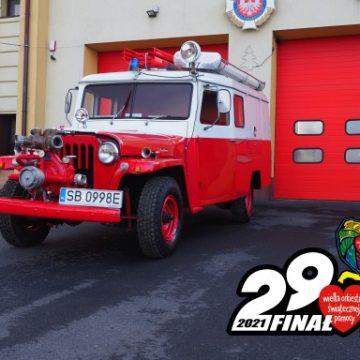 Aukcje WOŚP. Zabytkowy Willys 6-226 ma nowego właściciela!