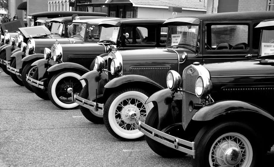 Ford model T – charakterystyka legendarnego auta