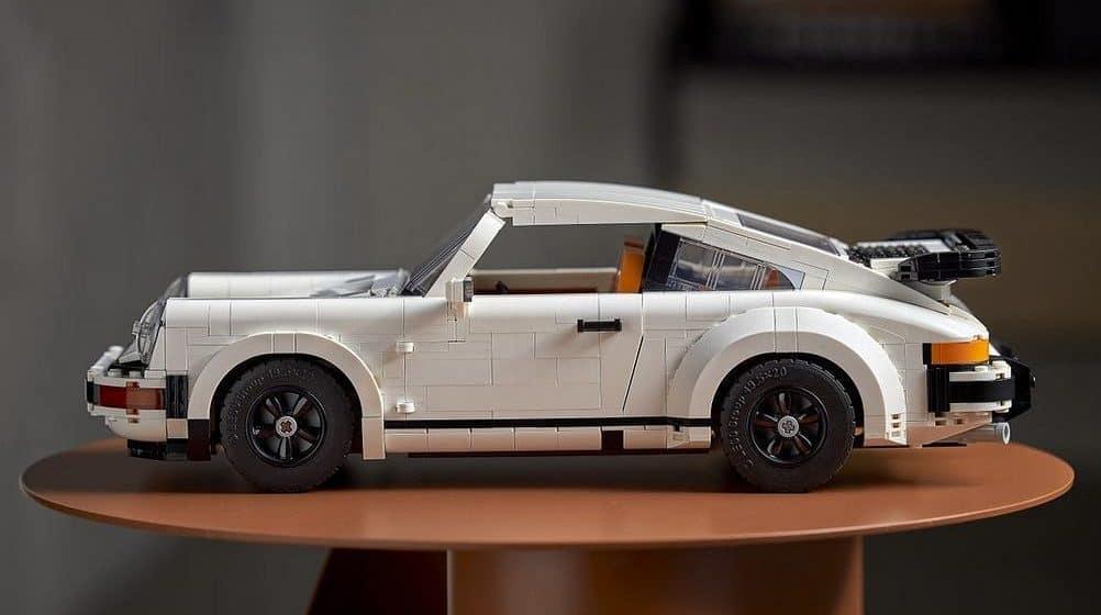 Lego Porsche podbija serca fanów niemieckiej motoryzacji