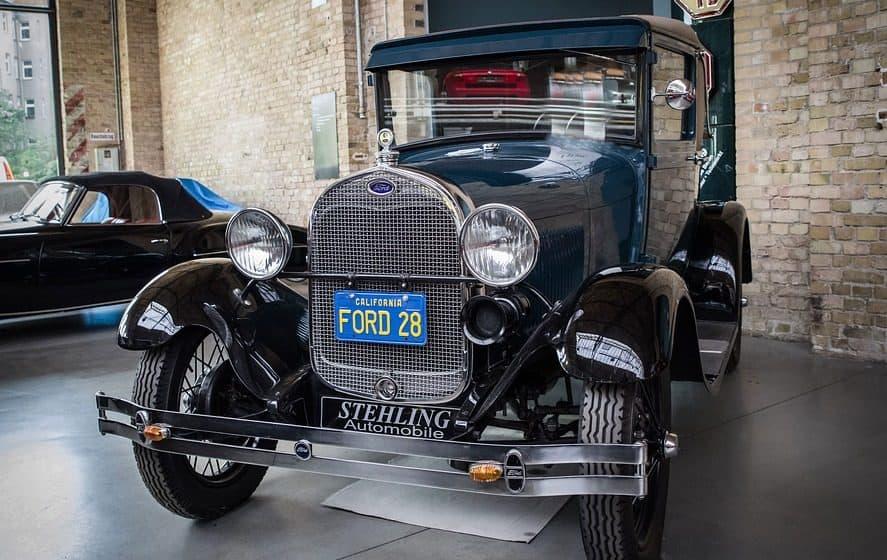 Ford Model A – ile kosztował ówczesny pierwszy samochód?