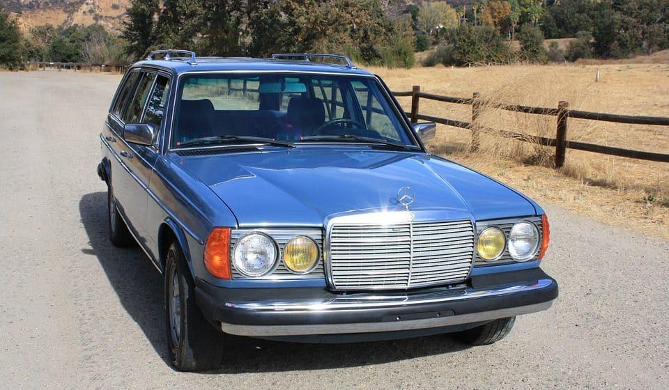 Mercedes zwany Beczką – niemiecka motoryzacja lat 80. w jednym aucie
