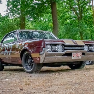Oldsmobile 442 – legenda lat 60.