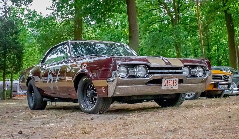 Oldsmobile 442 – legenda lat 60.