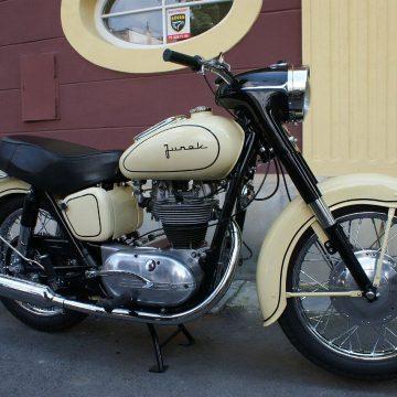 Motocykle z lat 50. – ile z nich to dziś zabytki?