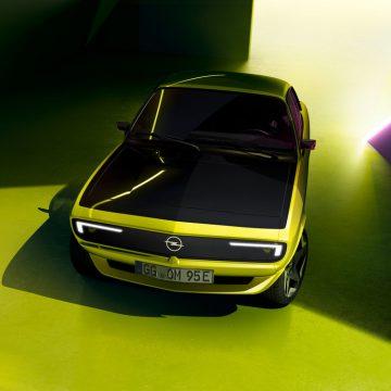 Zelektryfikowany klasyk: Opel Manta GSe zbliża się wielkimi krokami!