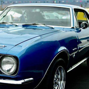 Chevrolet Camaro z lat 60. – skąd sprowadzić najpiękniejsze egzemplarze?