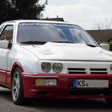 Ford Sierra Cosworth – legenda lat 80.