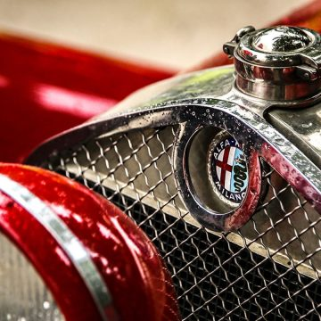 """Alfa Romeo weźmie udział w 39. edycji słynnego rajdu """"1000 Miglia""""!"""