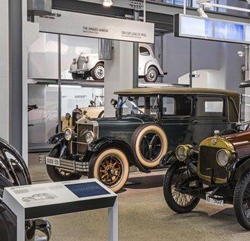 Muzeum ŠKODY otwiera się na wirtualnych zwiedzających!