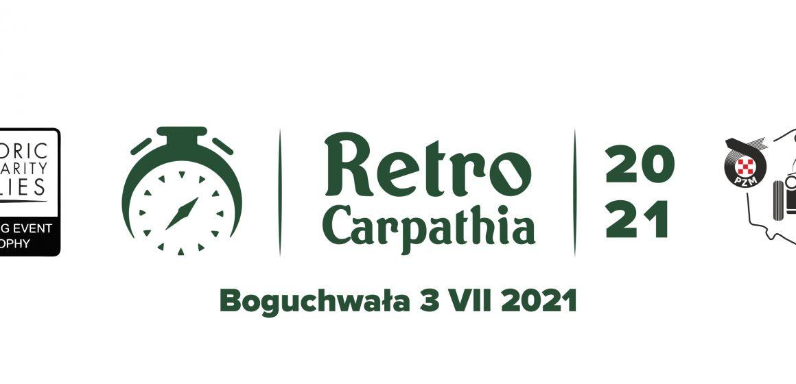 Rajd Retro Carpathia wystartuje już w ten weekend!