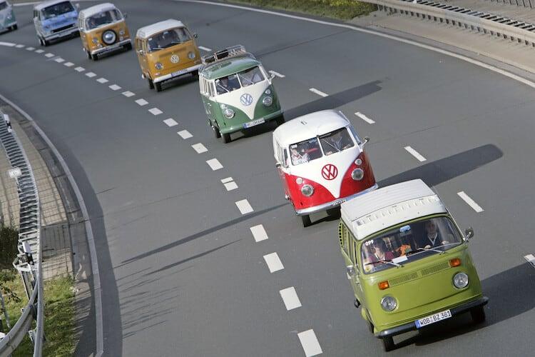 Volkswagen: marka zaprasza fanów na VW Bus Festival