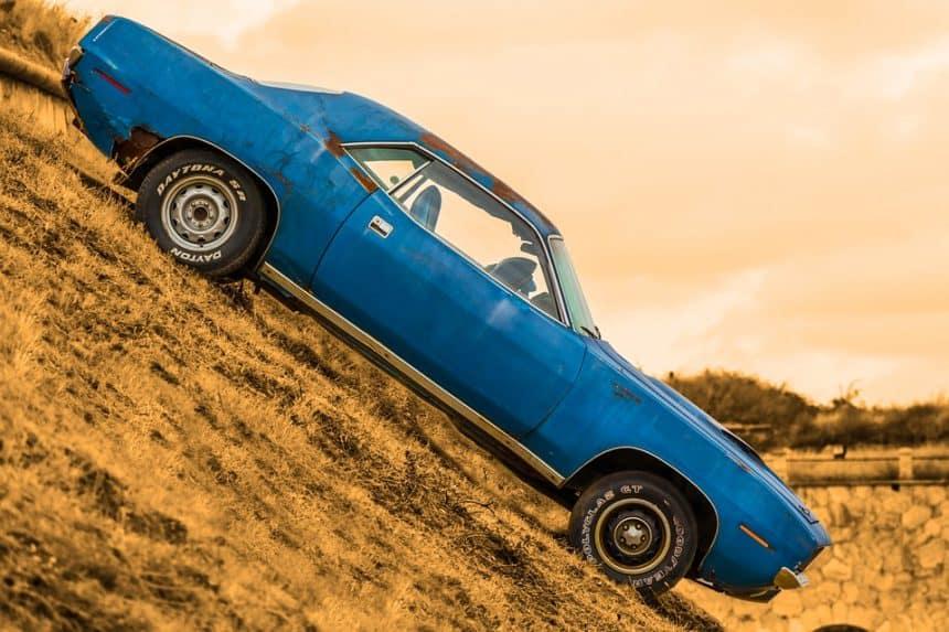 Plymouth Barracuda – imponujący muscle car z ubiegłego wieku!