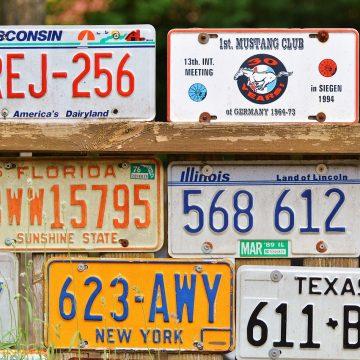 Zabytki bez zmniejszonych tablic rejestracyjnych